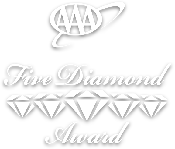 Five Diamonds Award